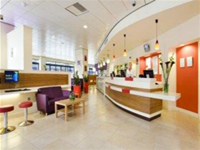 Ibis Hotel Bristol Harbourside - Lobby and reception area