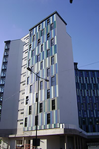 Marlborough Street Bristol Student Accommodation